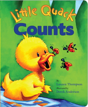 Little Quack Counts