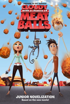 Cloudy with a Chance of Meatballs Junior Novelization