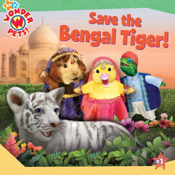 Save the Bengal Tiger!