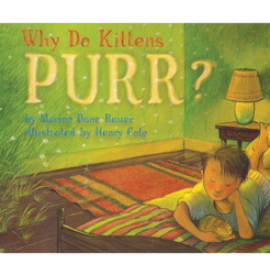 Why Do Kittens Purr?