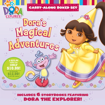Dora's Magical Adventures