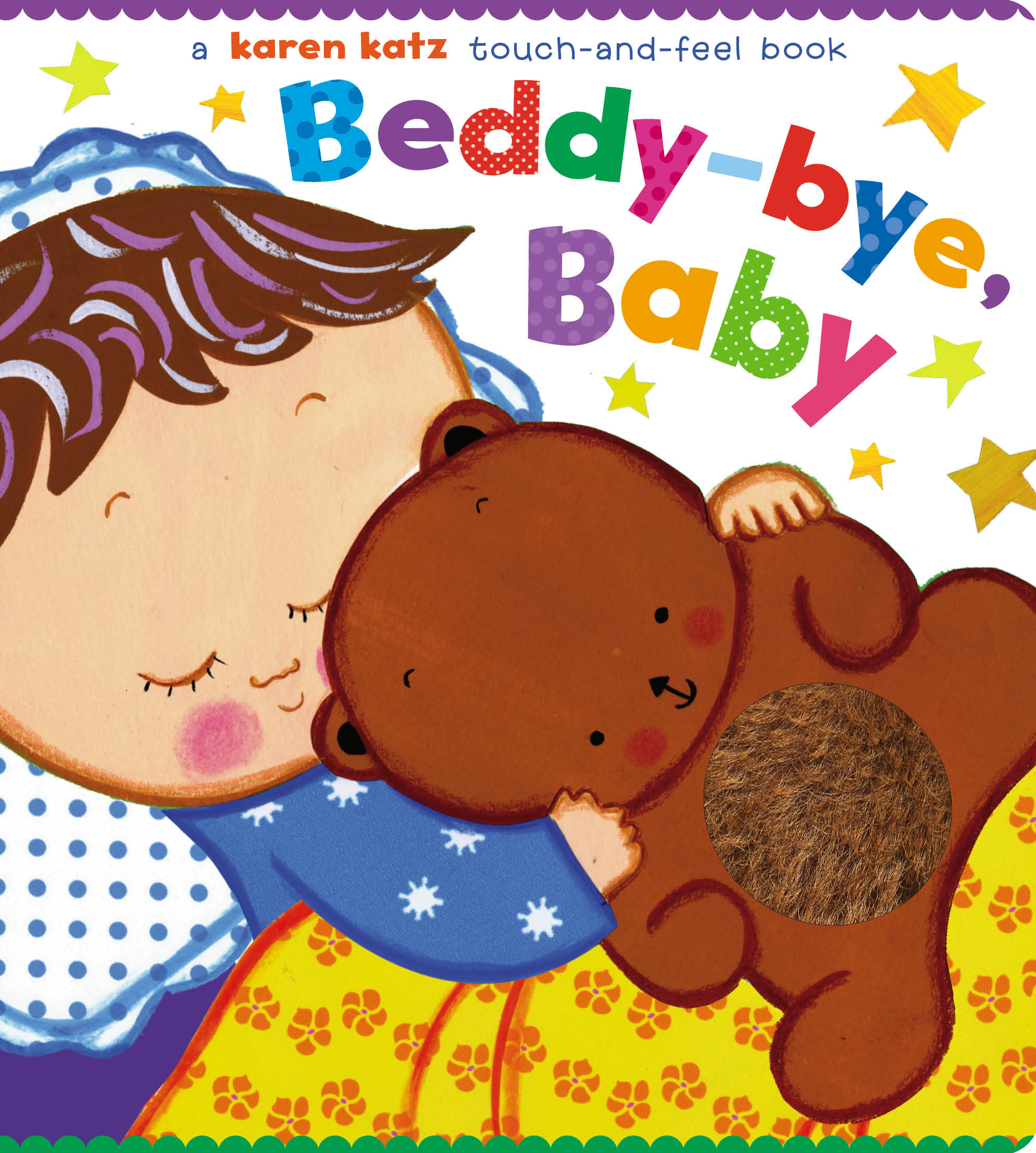 Ebook 9781416980445 Book Cover Image (jpg): Beddybye, Baby