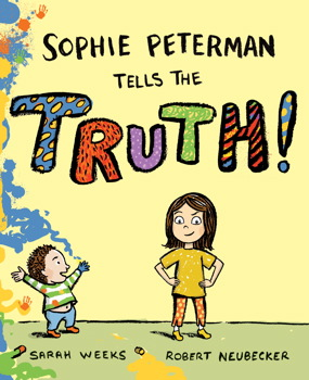 Sophie Peterman Tells the Truth!