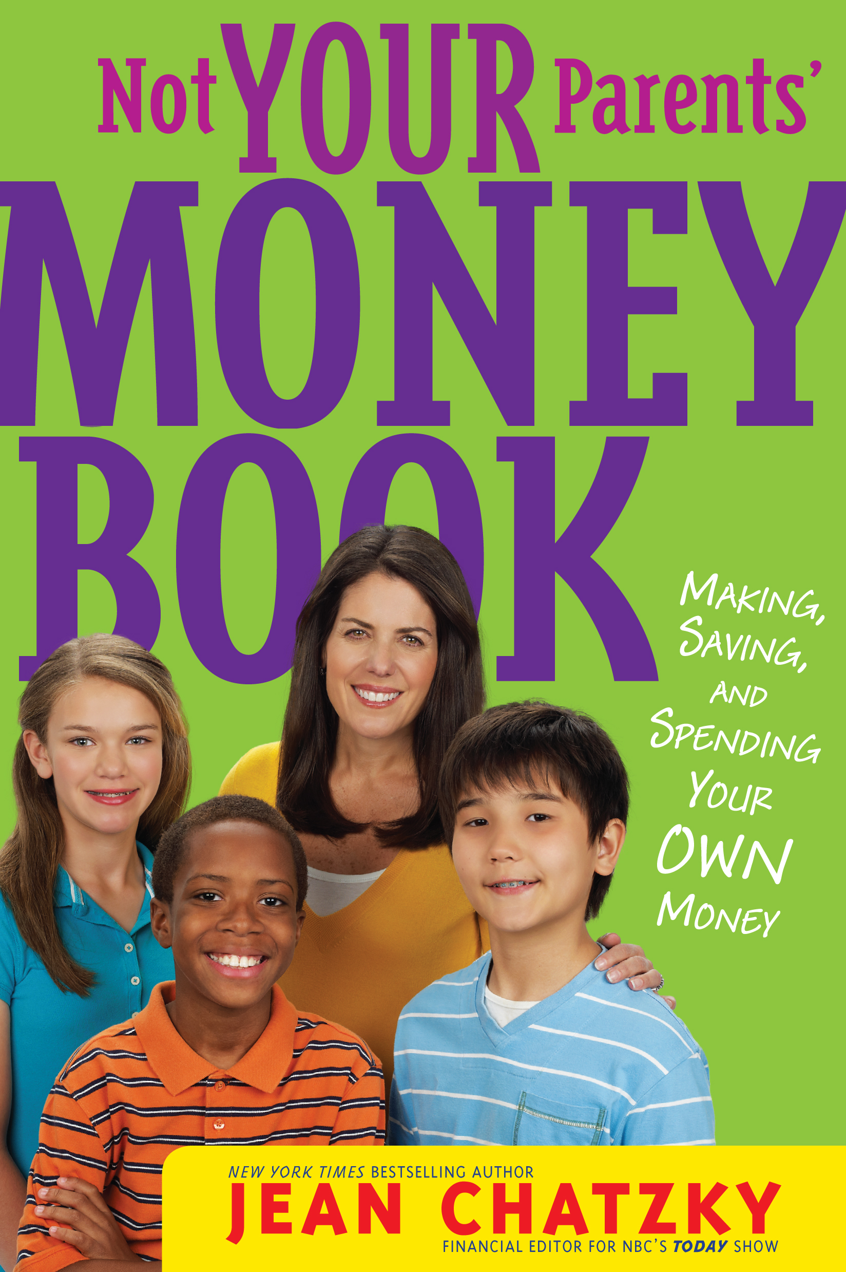 Making, Saving, And Spending Your Own Money