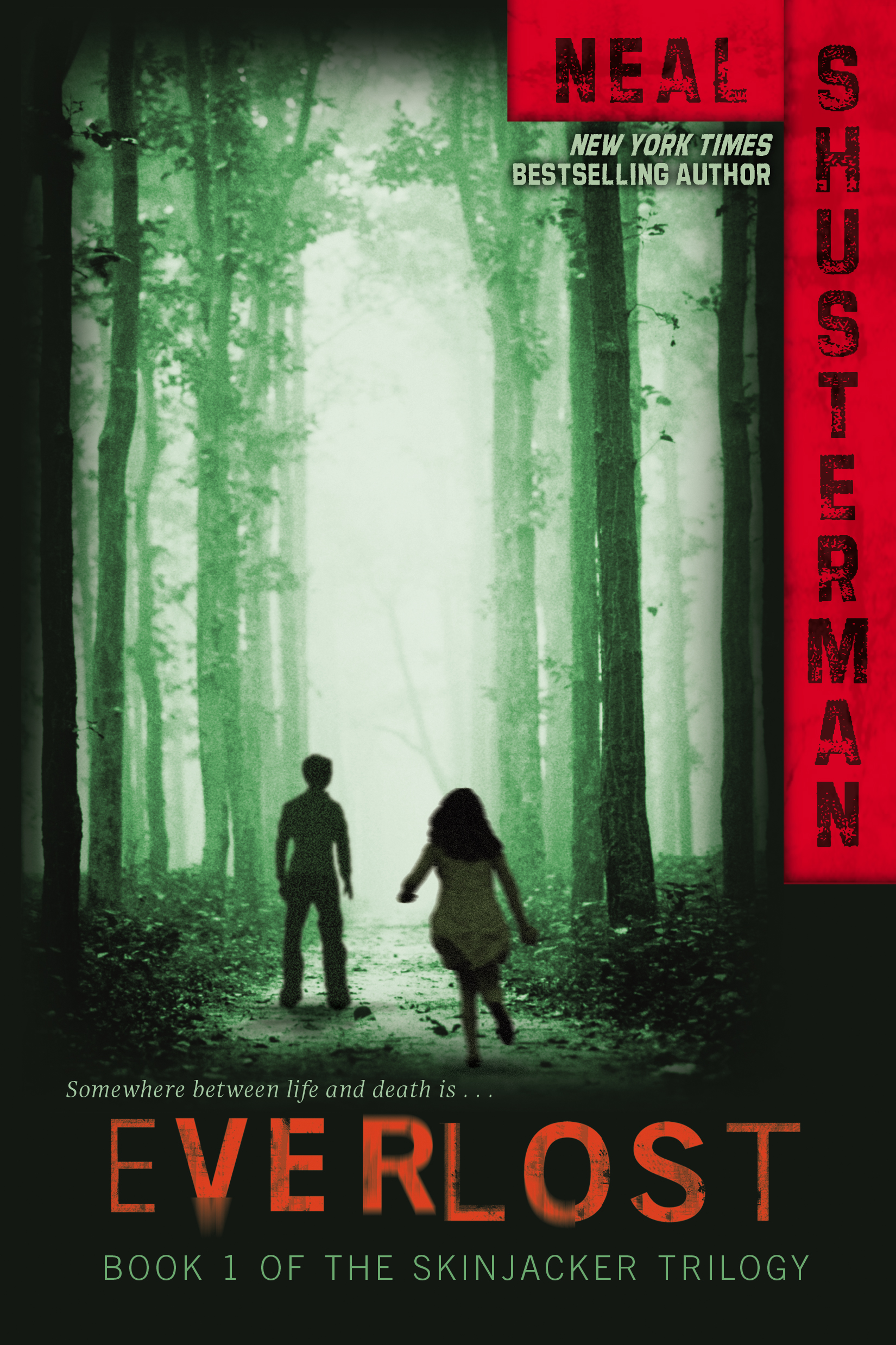 Everlost book by neal shusterman official publisher for Read unwind online free