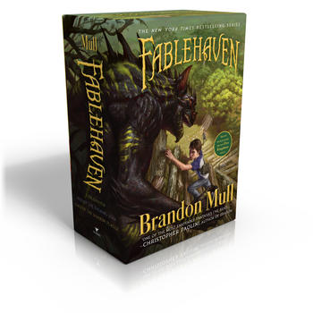 Fablehaven (Boxed Set)