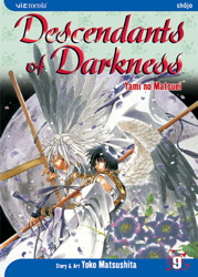 Descendants of Darkness, Vol. 9