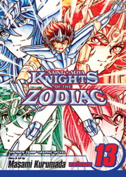Knights of the Zodiac (Saint Seiya), Vol. 13