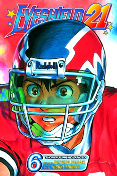 Eyeshield 21, Vol. 6