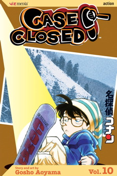 Case Closed, Vol. 10