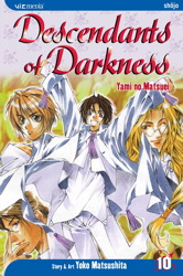 Descendants of Darkness, Vol. 10