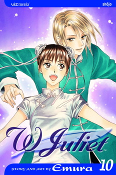 W Juliet, Vol. 10