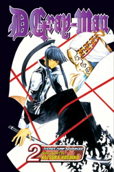 D. Gray-Man, Vol. 2