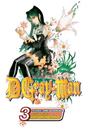 D. Gray-Man, Vol. 3
