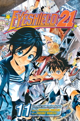 Eyeshield 21, Vol. 11