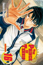 Prince of Tennis, Vol. 16