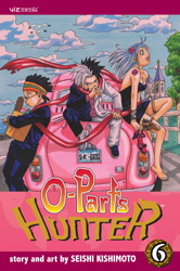 O-Parts Hunter, Vol. 6