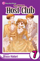 Ouran High School Host Club, Vol. 7