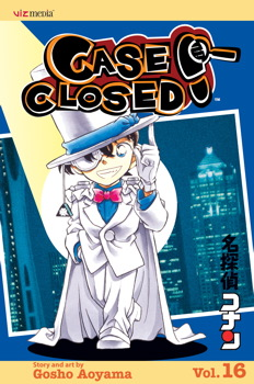 Case Closed, Vol. 16