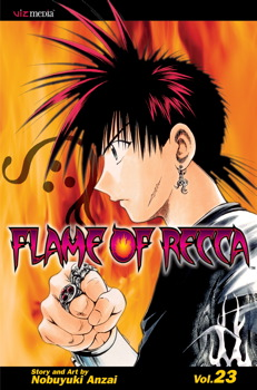 Flame of Recca, Vol. 23
