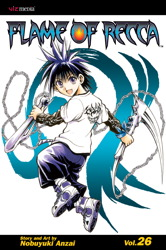 Flame of Recca, Vol. 26