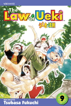 The Law of Ueki, Vol. 9