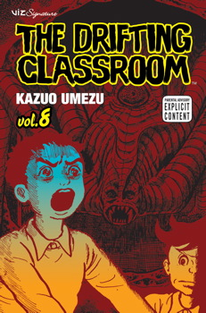 The Drifting Classroom, Vol. 8