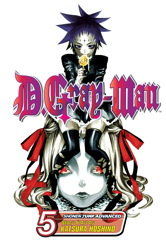 D. Gray-Man, Vol. 5