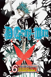 D. Gray-Man, Vol. 6