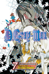 D. Gray-Man, Vol. 7