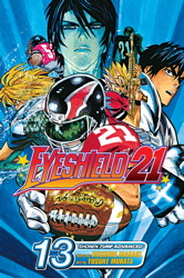 Eyeshield 21, Vol. 13
