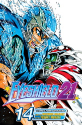 Eyeshield 21, Vol. 14