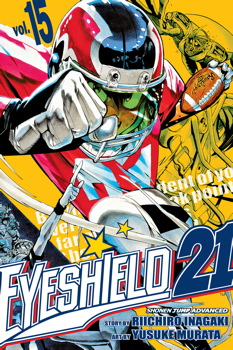 Eyeshield 21, Vol. 15