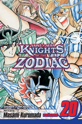 Knights of the Zodiac (Saint Seiya), Vol. 20