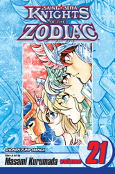 Knights of the Zodiac (Saint Seiya), Vol. 21