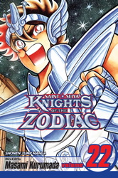 Knights of the Zodiac (Saint Seiya), Vol. 22