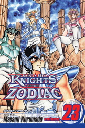 Knights of the Zodiac (Saint Seiya), Vol. 23