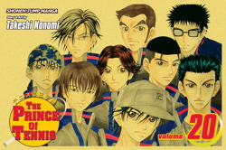 Prince of Tennis, Vol. 20