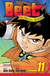 Beet the Vandel Buster, Vol. 11