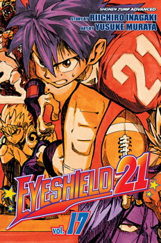 Eyeshield 21, Vol. 17