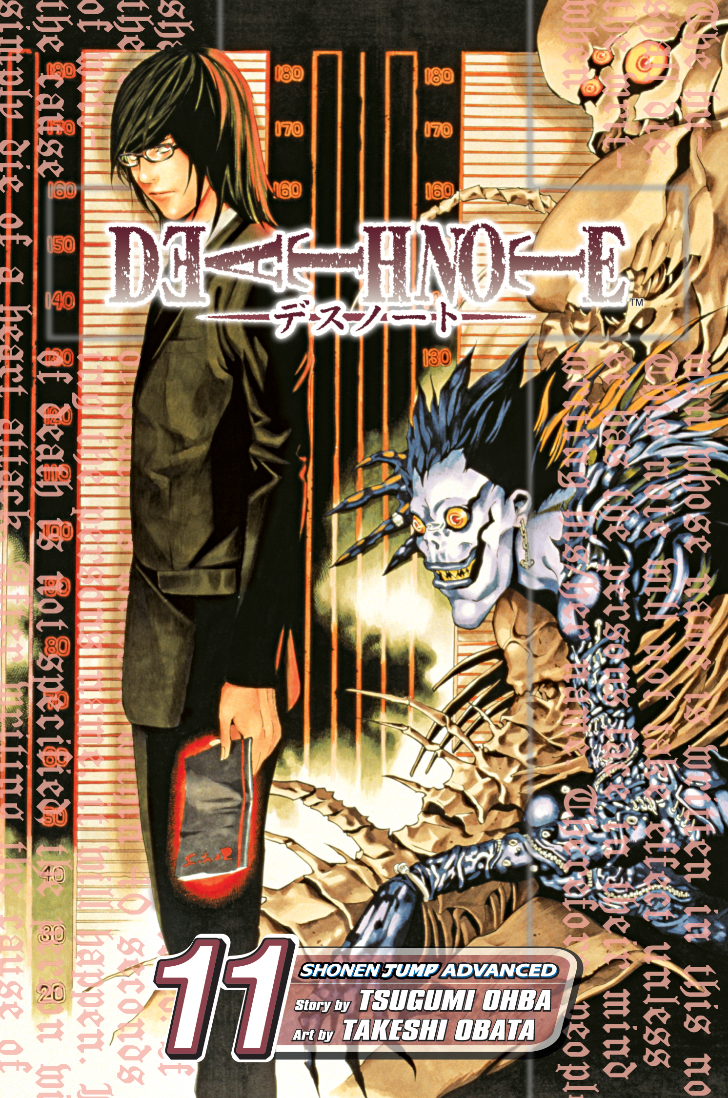 death note vol 11 book by tsugumi ohba taskeshi obata official publisher page simon. Black Bedroom Furniture Sets. Home Design Ideas