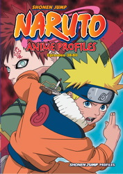 Naruto Anime Profiles, Vol. 2