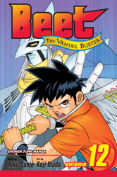 Beet the Vandel Buster, Vol. 12