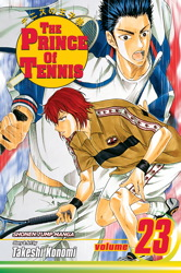 Prince of Tennis, Vol. 23