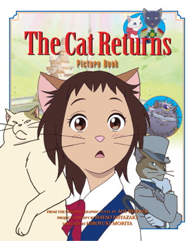 The Cat Returns Picture Book