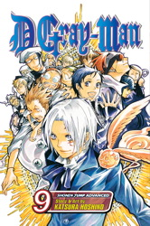 D. Gray-Man, Vol. 9