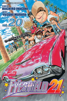 Eyeshield 21, Vol. 20