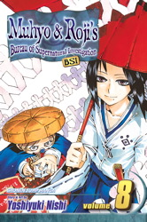 Muhyo & Roji's Bureau of Supernatural Investigation, Vol. 8