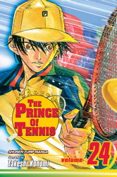 The Prince of Tennis, Vol. 24