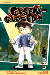 Case Closed, Vol. 24